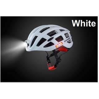 Rockbros Cycling Helmet 1001 (White)