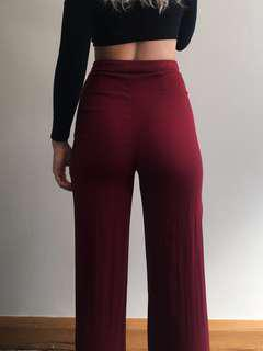Red Pants -Glassons