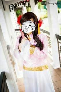Full Set Hetalia Taiwan Cosplay