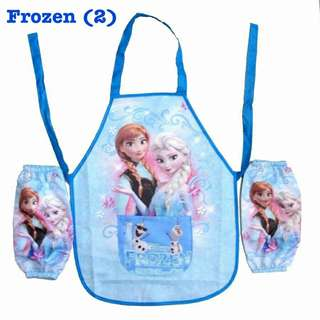 Frozen Kids Apron (blue)