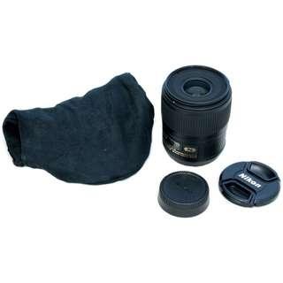 Nikon 60mm f/2.8G AF-S Micro Nikkor ED Lens (S/N: 2116700)