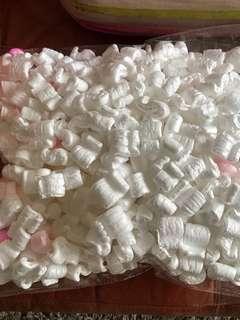 *️⃣ Foam Bubbles for Protection.