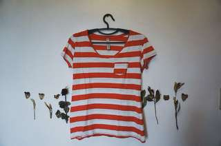 Springfield Stripes Top