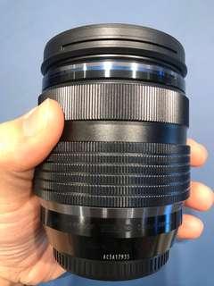 Olympus Lens 12-40 F2.8 pro