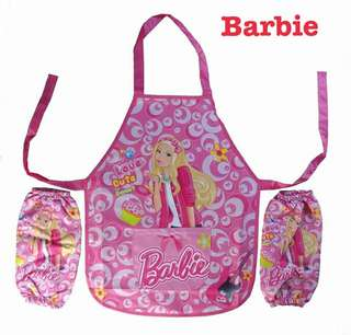 Barbie Kids Apron Set