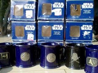 Mug star wars.