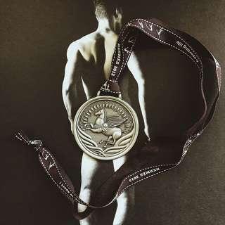 Hermes medallion