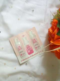 Etude House - Pink Vital Water Trial Pouch ( 3 items )