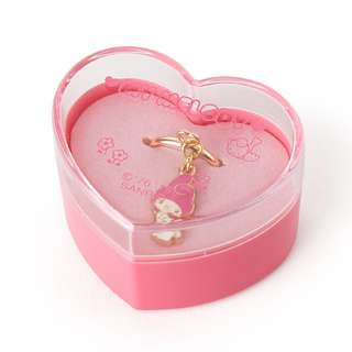 Sanrio 日本版 My Melody 戒指 連 精美盒子 Ring with case