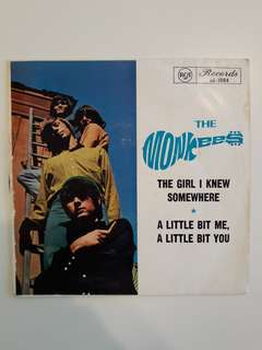 The Monkees 7in Single