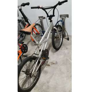 BMX bicycle for sell aluminium body