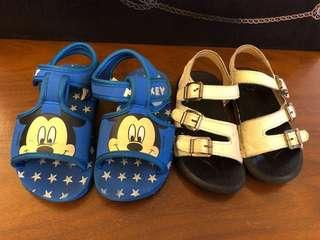 🚚 兒童 休閒鞋 2雙 不拆售