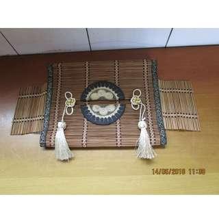 竹製面紙盒