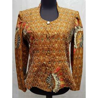 Oro del Sol Ethnic Top Filipinana Blouse
