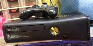 xbox 360 + 1 controller