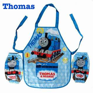 Thomas kids apron set