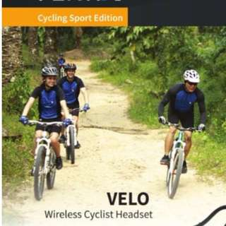 Road Cycling Wireless headset Communicator