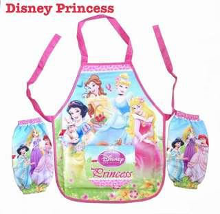 Disney Princess kids apron set