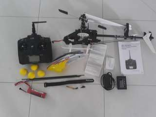 KDS RC  450qs  helicopter RTF w/batt&charger