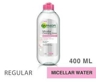 Garnier Micellar Water Cleansing Water 400ml