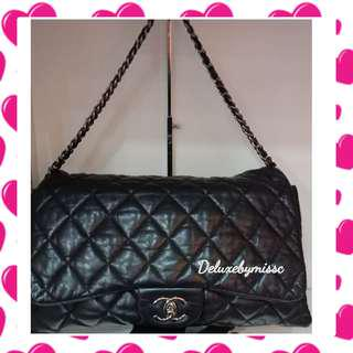 Chanel Maxi 3 Flap Bag