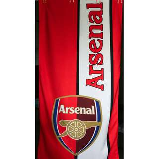 Arsenal Football Club Extra Large Microfiber Towel