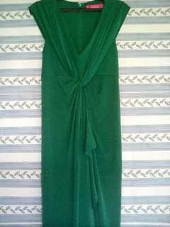 👍Sale Green Long Dress