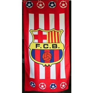 Barcelona Football Club Extra Large Microfiber Towel I