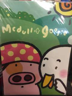 Mudull and gooise 文件夾