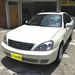 【FB搜尋昇霖汽車CAR-OK】2003年 Nissan Sentra M1 優質代步好車