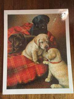 Puppy Dogs  Puzzle Art