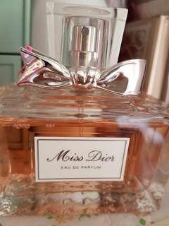 Miss Dior EAU DE PARFUM 香水 (10ml分裝)