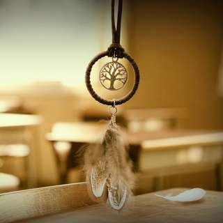 269- 3Pcs Mini Dreamcatcher Keychain