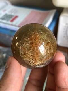 金髮晶球 (密髮款)