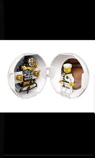 Ninjago Lego 5005230 Zane Kendo Training Pod