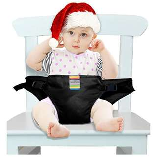 Portable Baby Feeding Seat Belt