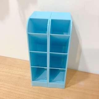 🚚 糖果色多功能四格收納盒 2個100$ #畢業一百元出清