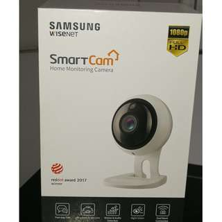 Samsung SmartCam Indoor Full HD WiFi IP camera (SNH-V6431BN)