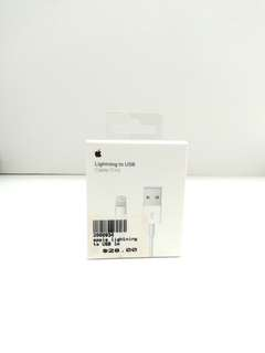 🚚 Original Apple Lightning to USB cable (1m)