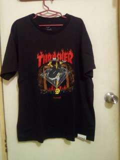 Legit Thrasher x Diamond shirt