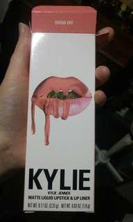 Kylie cosmetics - show off matte lip kit