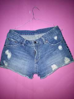 Hotpants ripped import bangkok