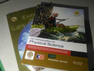 Science Textbooks for gr11