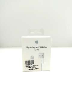 🚚 Original Apple Lightning to USB cable (2m)