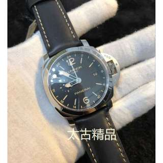 【全旋轉獨家🔥手錶寄出前提供實物實拍/視頻】Panerai沛納海男士腕錶