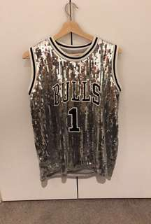 Sequined Jersey