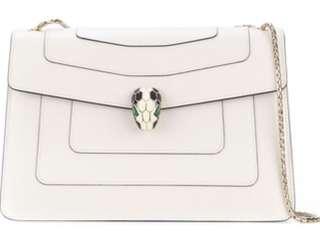 Bvlgari Serpenti Shoulder Bag 保證正貨!(香港專門店售$24000)