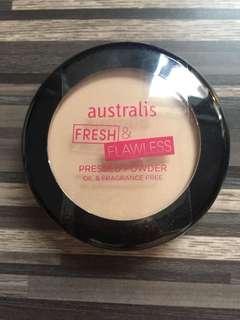 Australis fresh and flawless pressed powder