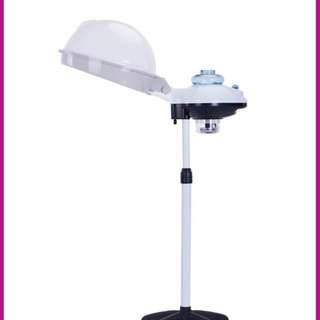 Professional salon hair steamer