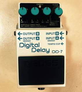 [NM] BOSS DD-7 Digital Delay